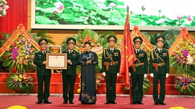People's Army Newspaper honoured with Independence Order