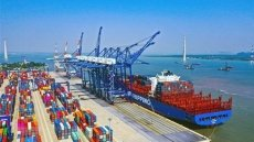 Lach Huyen Port receives Japanese innovation technology award