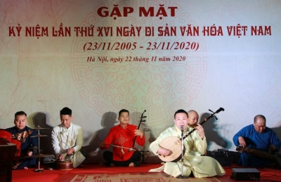 Hanoi honours artisans and heritage workers