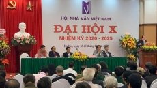 Nguyen Quang Thieu elected Chairman of Vietnam Writers' Association