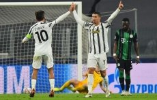 Football: Juventus march into last 16 with 2-1 win over Ferencvaros