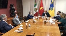 Vietnam boosts trade ties with Mexico's Jalisco state