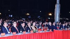 NA Chairwoman attends ceremony marking 990th anniversary of Nghe An