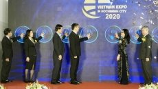 Vietnam Expo 2020 opens in Ho Chi Minh City
