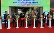 Zhejiang Export Fair in Vietnam opens