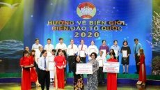 Over VND 34 billion raised for national sea and island fund
