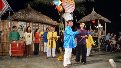 Hoi An to bustle with New Year's activities