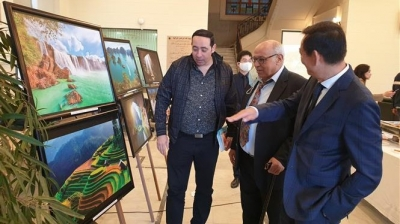 Programme further promotes Vietnamese culture to Egyptian friends