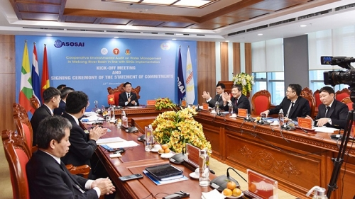 Vietnam to host audit of water management cooperation in Mekong River basin