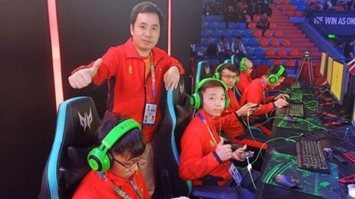 Two e-sports tourneys to be held annually