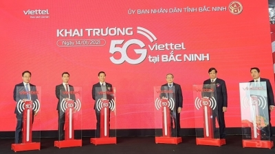 Yen Phong becomes first industrial park to deploy 5G service