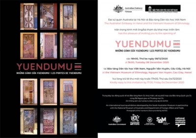 "January 18-24: Exhibition ""The Yuendumu Doors"""