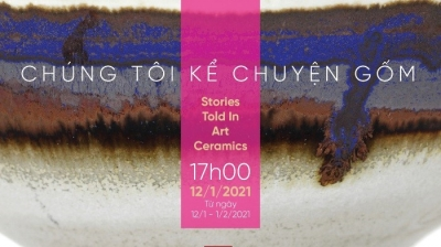 January 25-31: Stories Told in ArtCeramics