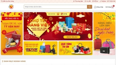 E-commerce site for high-quality Vietnamese goods debuts in HCM City