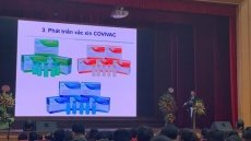 Clinical trial research programme launched for second Vietnam-made COVID-19 vaccine