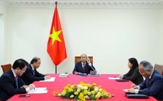 Vietnamese, Australian PM discuss bilateral ties in phone talks