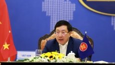Vietnam attends ASEAN Foreign Ministers' Retreat