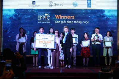 Winners of 2020 ASEAN-wide Ending Plastic Pollution Innovation Challenge announced