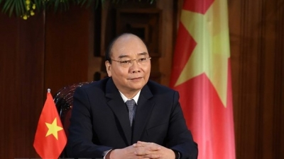 Remarks by Prime Minister Nguyen Xuan Phuc at Climate Adaption Summit