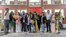 Vietnamese expats look forward to 13th National Party Congress