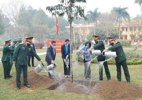 Tree planting festival launched in Hanoi