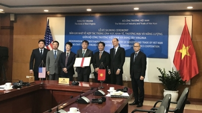 Vietnam, West Virginia state look to boost economic cooperation