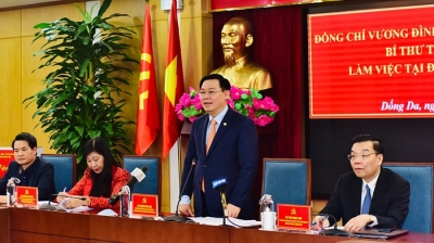 "Hanoi's Dong Da District urged to fulfil ""dual goals"""