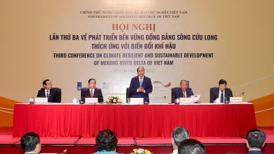 Third conference held to discuss sustainable development of Mekong Delta