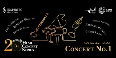 March 22-28: 20th Century Music Concert Series: Concert No.1 in Hanoi