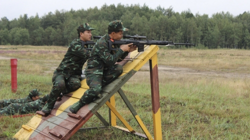 Vietnam to host two events at Army Games 2021