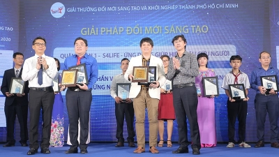 Ho Chi Minh City Creative Innovation and Start-up Awards launched