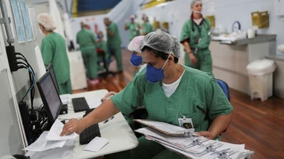 Brazil registers 1,240 new deaths from COVID-19