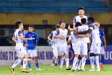 Quang Hai stars as Hanoi FC trounce Quang Ninh Coal in V.League 1