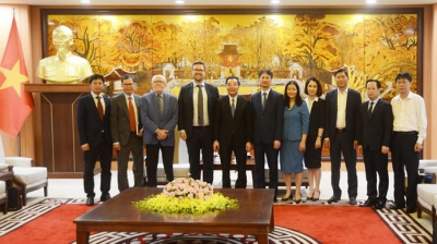 Hanoi strengthens cooperation with Capitals of North European countries