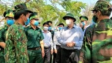 Vietnam tightens border control against complex development of COVID-19