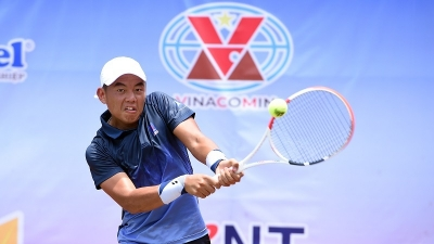 Ly Hoang Nam crowned champion in men's team event