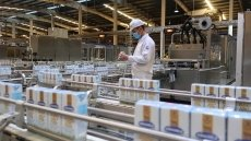 Vinamilk remains leader in liquid milk market in Vietnam