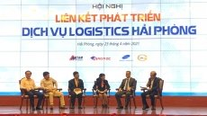 Conference seeks to promote logistics services in Hai Phong