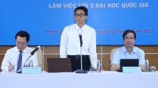 Deputy PM Vu Duc Dam urges university autonomy