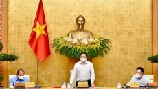 PM Pham Minh Chinh chairs first regular Government meeting