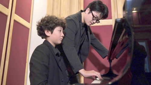 Pianist Luu Duc Anh: I want to keep the passion for art alive among young talents