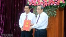Bui Van Nghiem assigned as Secretary of Vinh Long Provincial Party Committee