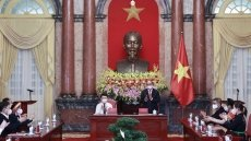 State President hails ethnic minority contributions to Bac Giang's development