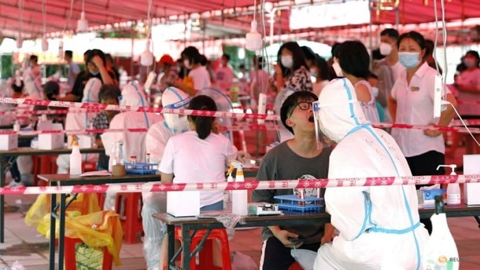 China's Fujian reports new COVID-19 cases for fifth day