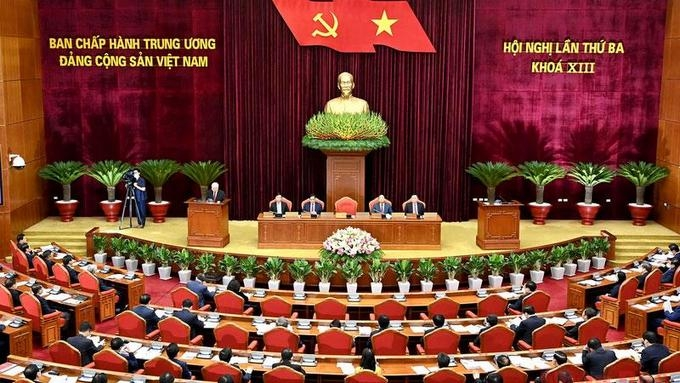Party leader emphasises many important issues in building socialism