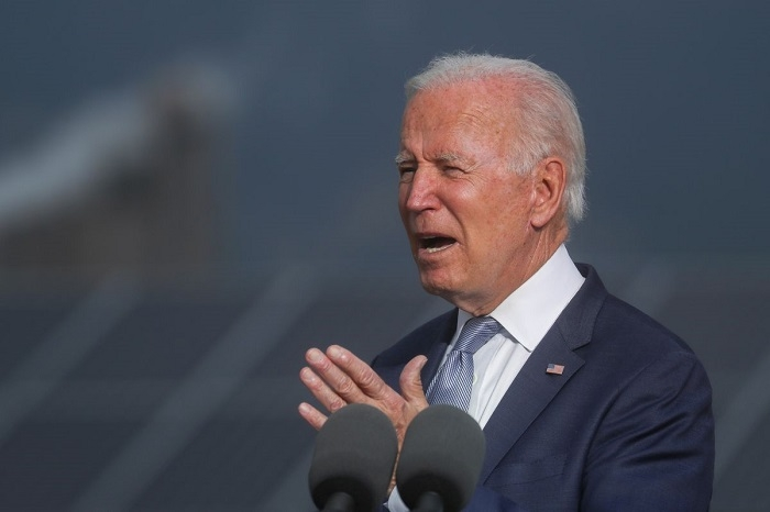 Biden says in Colorado that extreme weather will cost US over US$100 bln this year