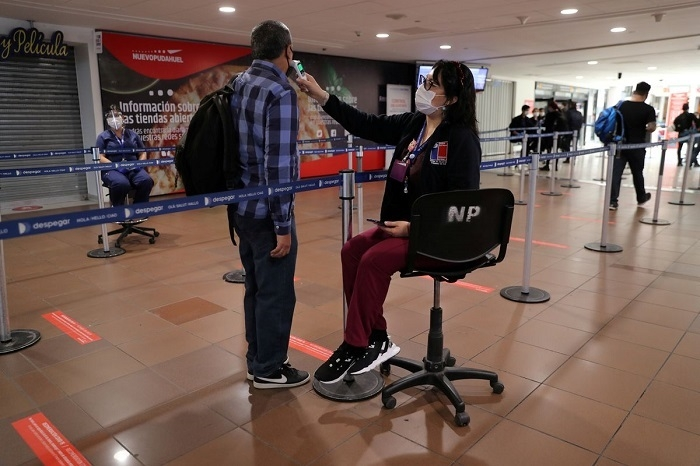Chile reopens borders to visitors ahead of summer tourism season