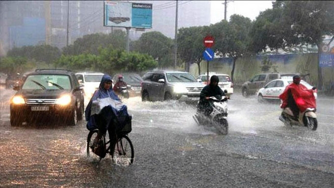 Northern and Central regions suffer from large-scale heavy rains on September 15