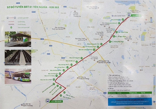 WB specialist believes in first BRT route\'s effects in Hanoi - Nhan ...