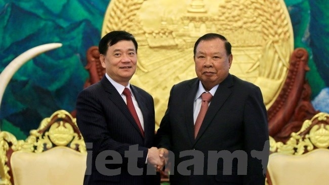 vietnam laos relationship with the us